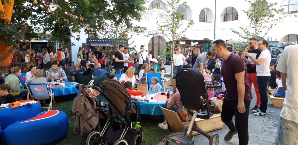 Cu copiii în Oradea