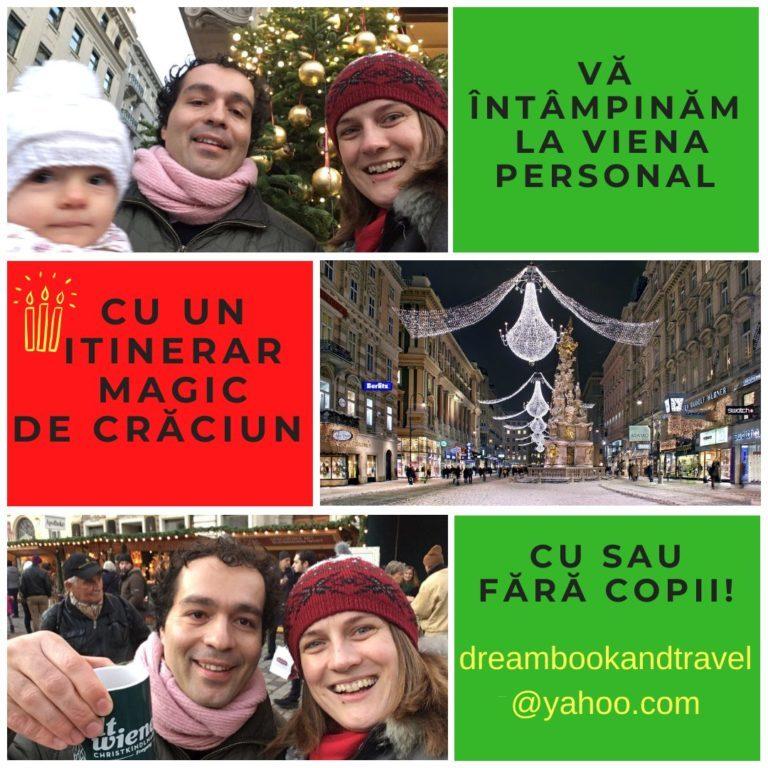 vacanta la Viena cu familia