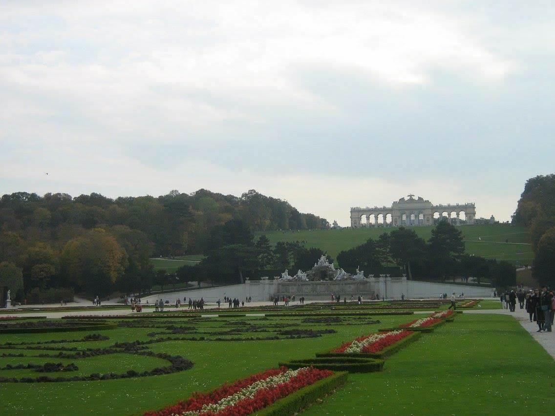 Vacanta cu familia la Viena